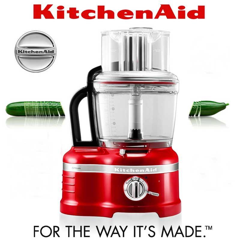 Robot procesador alimentos Kitchenaid Artisan 5KFP1644 - Colores