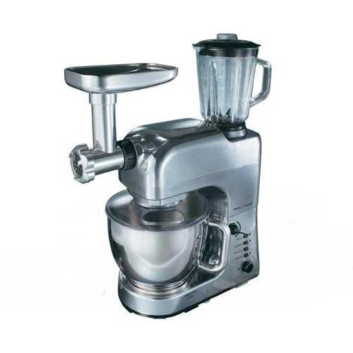 Robot de cocina Proficook KM1004 - 1400w - semi profesional  - Robots de cocina semi profesional Proficook KM 1004, procesador de alimentos construido en aluminio fundido con potente motor de 1400w de larga duración. Amasadora batidora, mezcladora de vaso, picadora de carne. Amasado con movimiento planetario. Accesorios para pasta y repostería. - Revoluciones máxima: 15000 rpm. - Alimentación: 230v, 50hz, 1400w. - ( ENVÍO GRATIS ). - Ver Detalles y Vídeo -