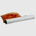 Rollos Film envasadora selladora al vacio domestica - 3 Rollos x 10 mts - Recambio de 3 rollos de 10 metros - ancho 286 mm - de film para envasar al vacio en maquina envasadora selladora de alimentos doméstica de varias marcas: Jocca, Clatronic, Bomann, Sogo. IMPORTANTE: No valido para envasadoras JATA, LACOR ni modelos de cualquier marca que utilicen rollos de film de una sola apertura - sellado o gofrados.