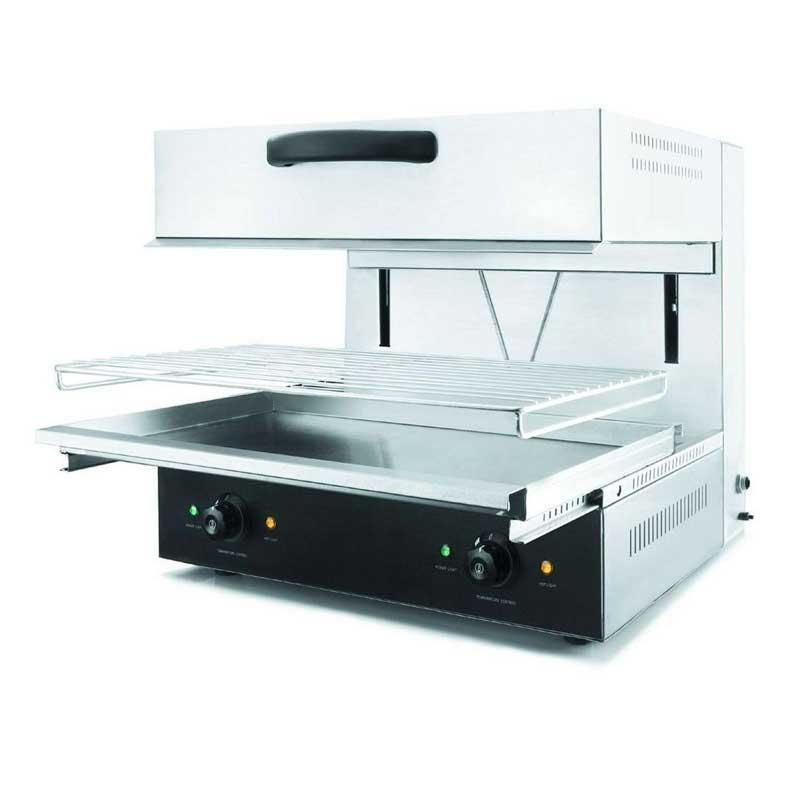 Barbacoa grill Salamandra profesional eléctrica Lacor 69197 - 4000w