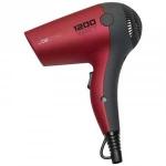 Secador de pelo compacto Clatronic HT3428 - rojo - Practico secador de pelo de viaje compacto con 2 niveles de temperatura y potencia. Incluye bolsa de transporte para mayor comodidad y anilla para colgar. - Voltaje: 230 V, 50 Hz. - Potencia: 1200 W. Color: Rojo.