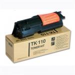 Toner Negro KYOCERA TK-110 Original - Toner Negro Kyocera TK-110 Original para multifunción - copiadora, impresora, escaner - Kyocera FS1116.