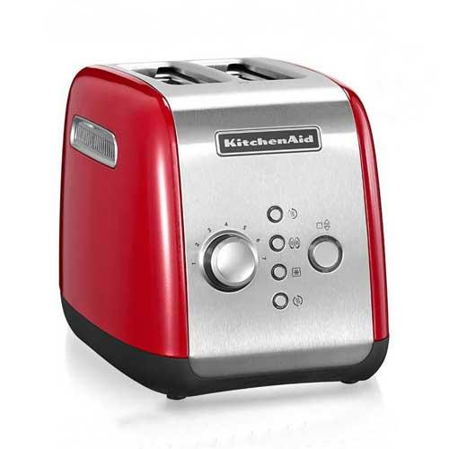 Tostadora pan Kitchenaid P2 5KMT221 - 2 ranuras - Colores varios