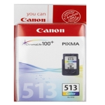 Cartucho Tinta Color CANON CL-513 - Original